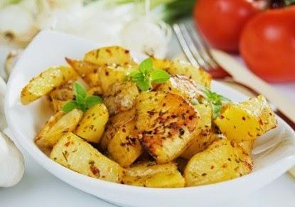 طريقة تحضير البطاطا الحارة الشهية  20130827104559