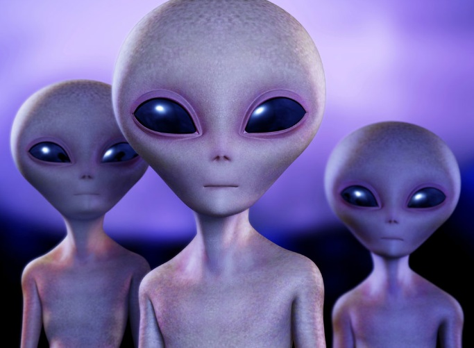 Reino FuegHiel [SB] Extraterrestres