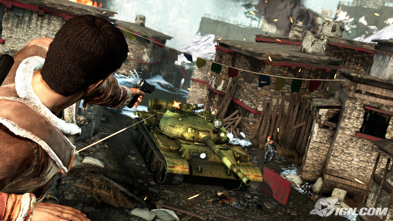 [Oficial] Trilogia Uncharted 6