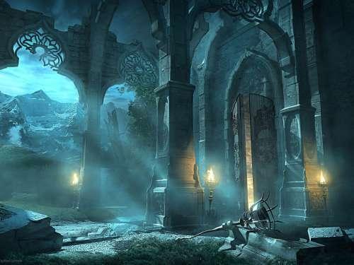 .:: Fondos Variados::. Dark-castle