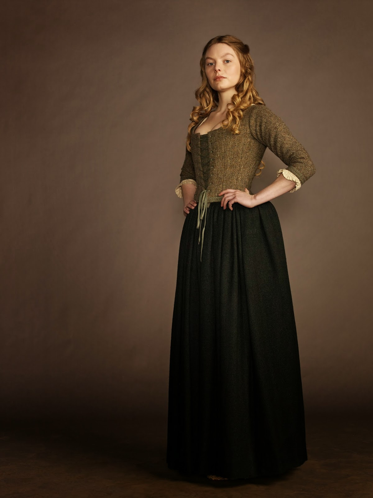OUTLANDER............... Laoghaire