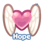 [Entrega]Regalos 12-13 de Julio: Hope