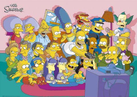 I Simpson ( Matt Groening ) Tutti_i_simpson