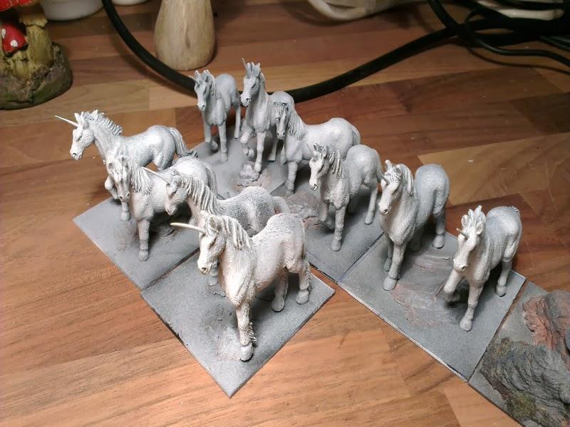 Hordes of the things unicorns UnicornsHP1