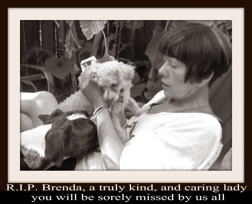 Memories of Brenda Leyland  Brenda