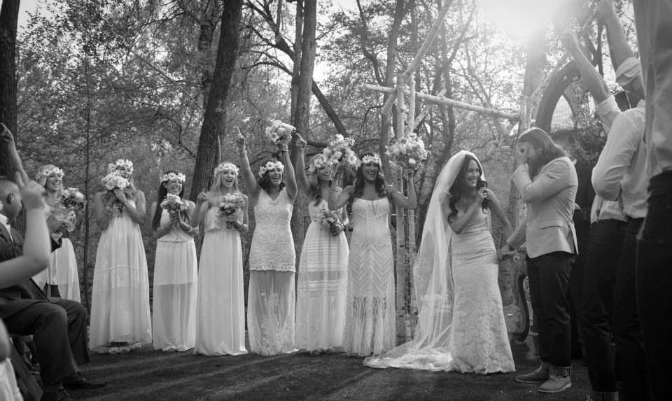 حصرياً على اسطورة المصارعة مجموعة صور تُنشر لأول مرة لزفاف دانيل براين وبري بيلا 5