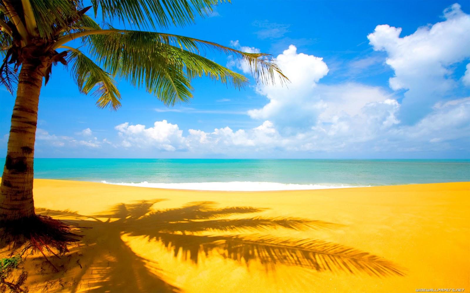 வால்பேப்பர் - Page 2 Beautiful-beach-view-full-HD-nature-background-wallpaper-for-laptop-widescreen