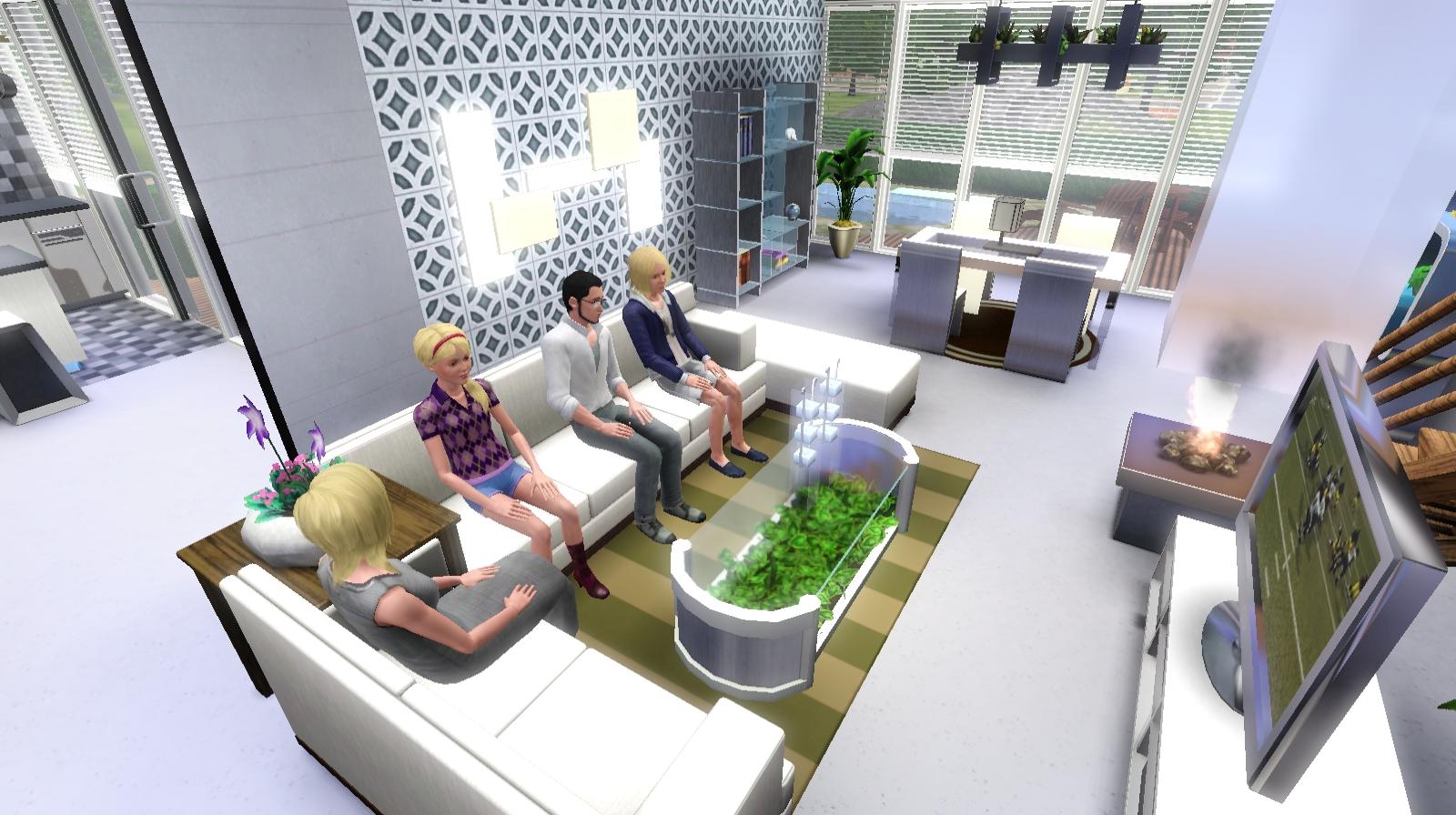 "[Descarga] Casa ""Minimalista Familiar"" Screenshot-299"