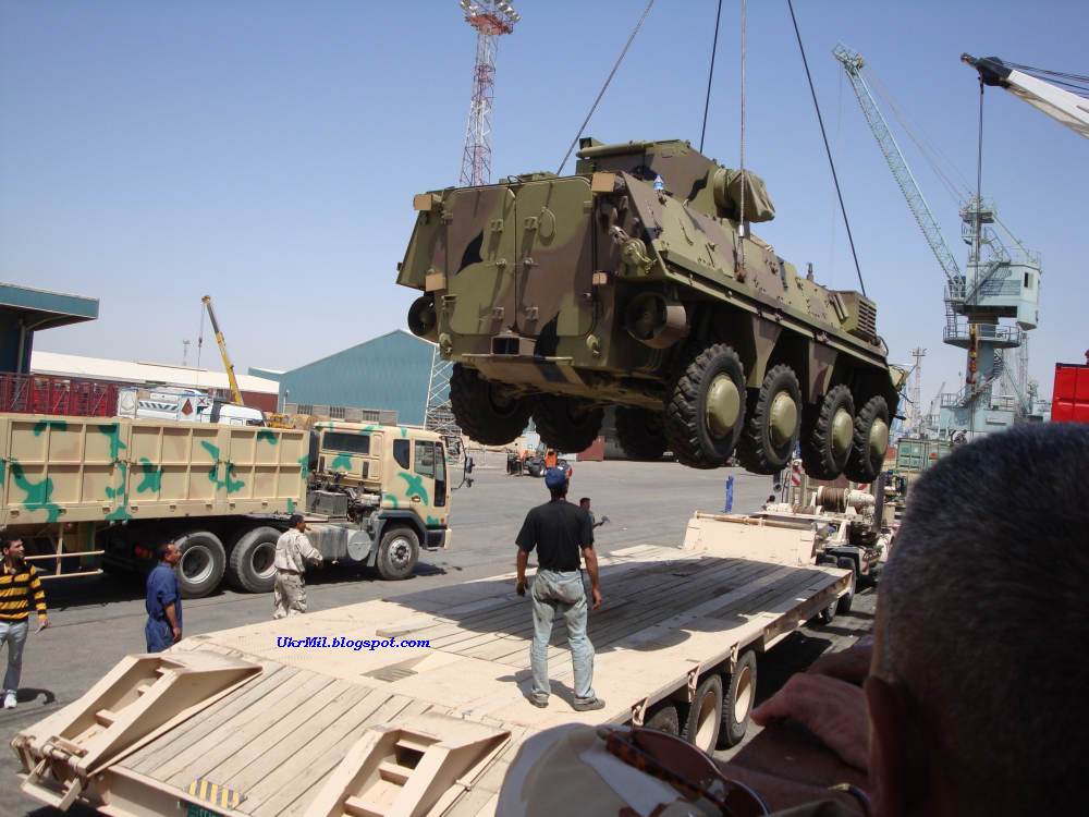 العراق تدرس إمكانية فسخ عقد لشرء 420 مدرعة Iraq
