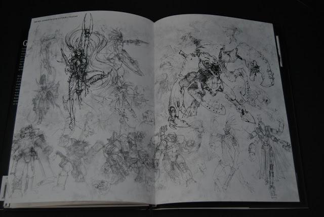 Artbook review - Inquis exterminatus DSC_1000