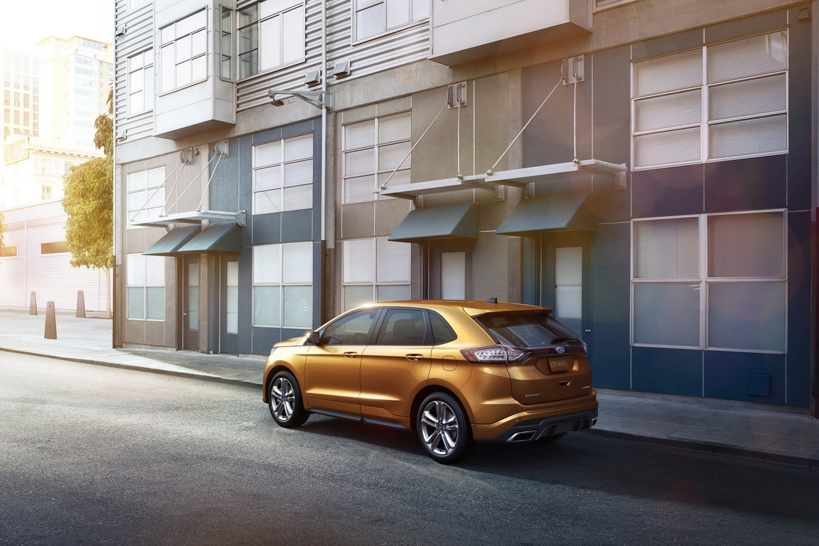 2015 - [Ford] Edge II - Page 2 2015-Ford-Edge-9