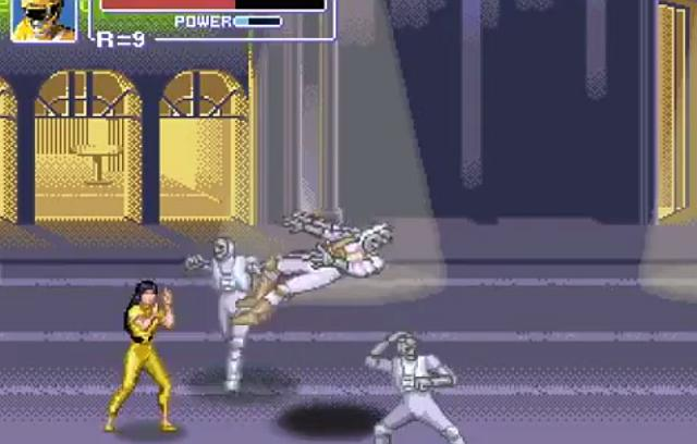 [BOR] Power Rangers Beats of Power 1