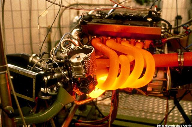 """MOTOR Y TRANSMISION DE UN F1 """" F1 By Riki """" Bmw_F1"""