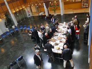 لقطات من اجتماع الهيئة المركزية ومؤتمر المساءلة والعدالة للعراق في جنيف المنعقدللفترة 15.13ـ3ـ2013 DSC00075