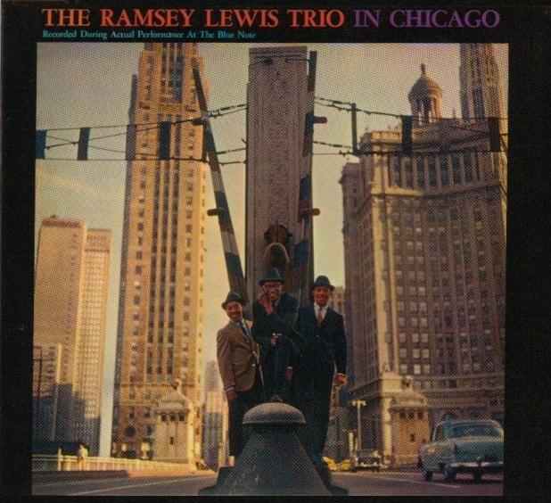 A rodar XXII Ramsey%2BLewis%2BTrio%2BIn%2BChicago%2B1960