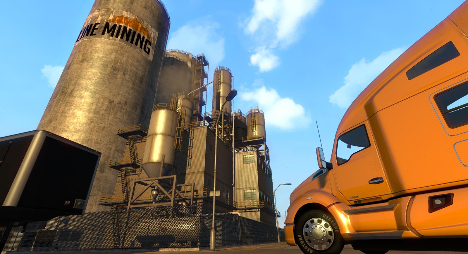 Aggiornamento 1.14 di Euro Truck Simulator 2 ormai imminente e nuovi screenshot da American Truck Simulator 002