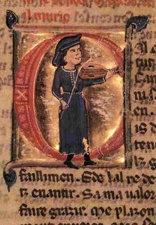 Dante Alighieri Troubadour