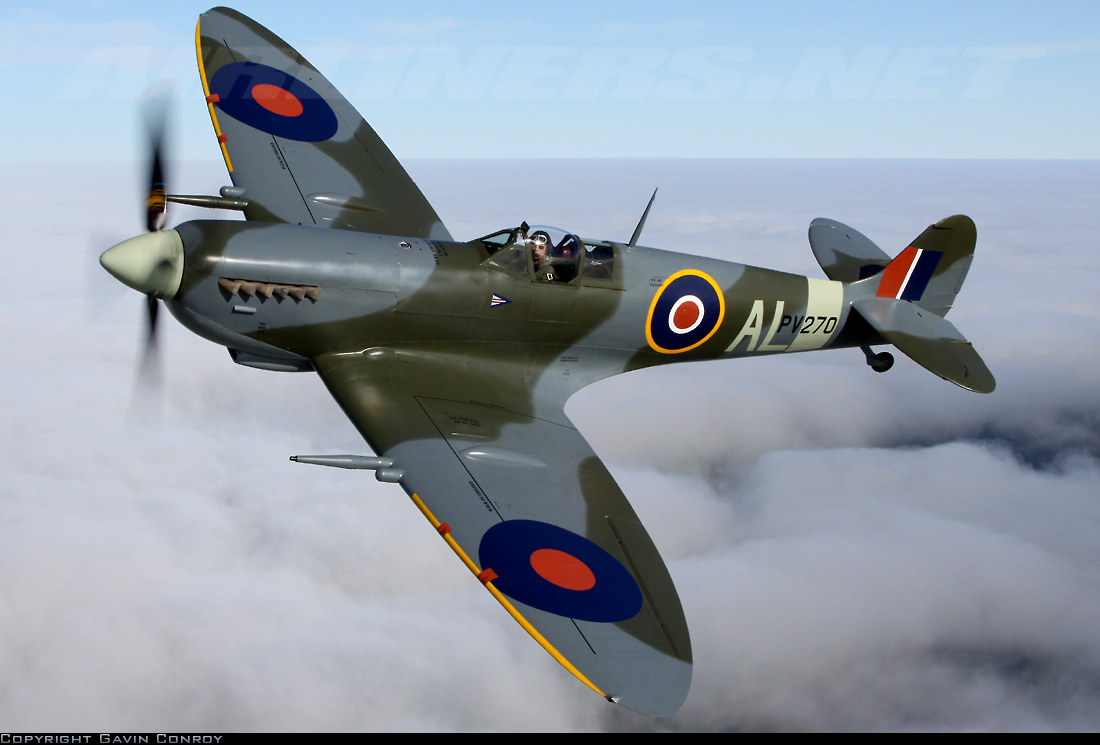 [Jeu] Association d'images - Page 17 Spitfire