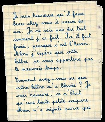[PS épistolaire] Margotte à Lyam - 9 août 2014, p.4 - Page 2 Lettre3