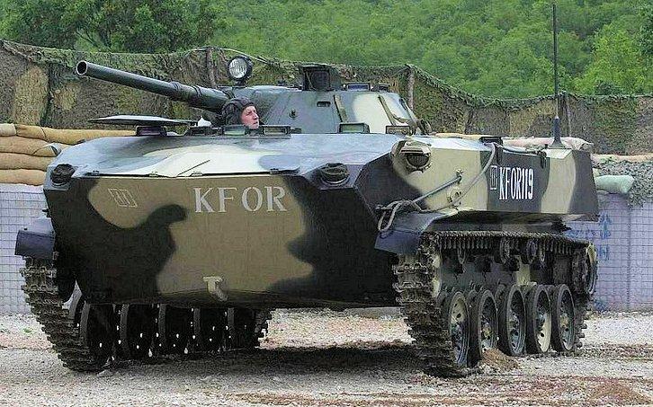 Боевая машина десанта БМД-1 1/35 Panda%2BHobby%2BPH35004%2BBMD-1%2B(32)