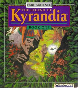 Legend Of Kyrandia : Book One  Kyrandia1