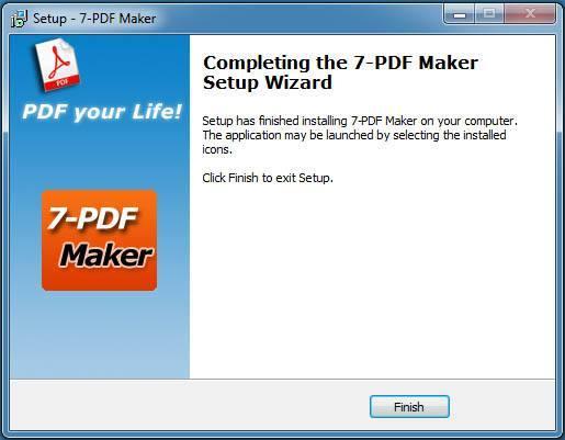 تحميل برنامج فتح ملفات البى دى إف 7PDF Maker  7PDF%2BMaker