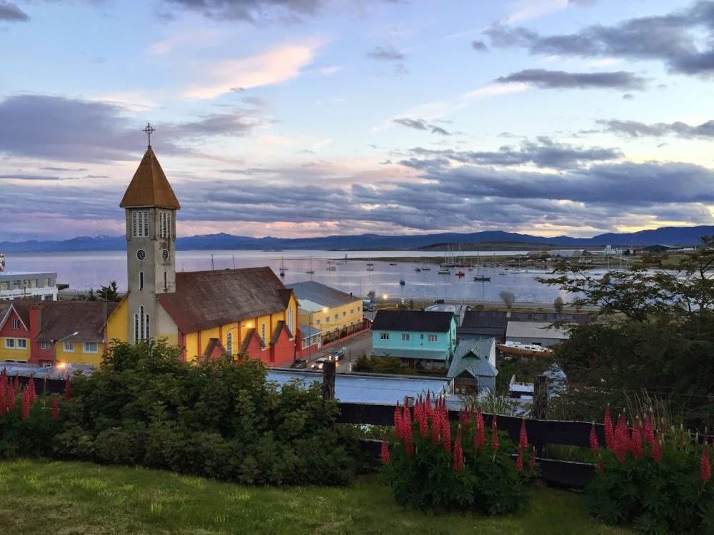 Adventure-Overland: Transafrica - Panamericana and next? Ushuaia-aussicht