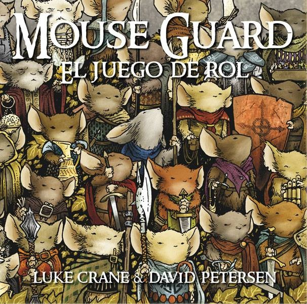 mouse guard manual y hoja en español MouseGuardJuegoRol