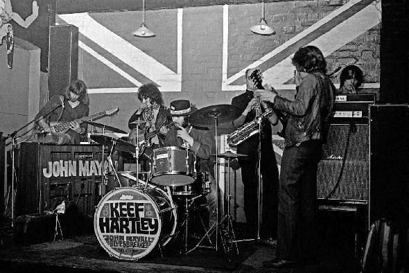 John Mayall JohnMayall-Bluesbreakers68