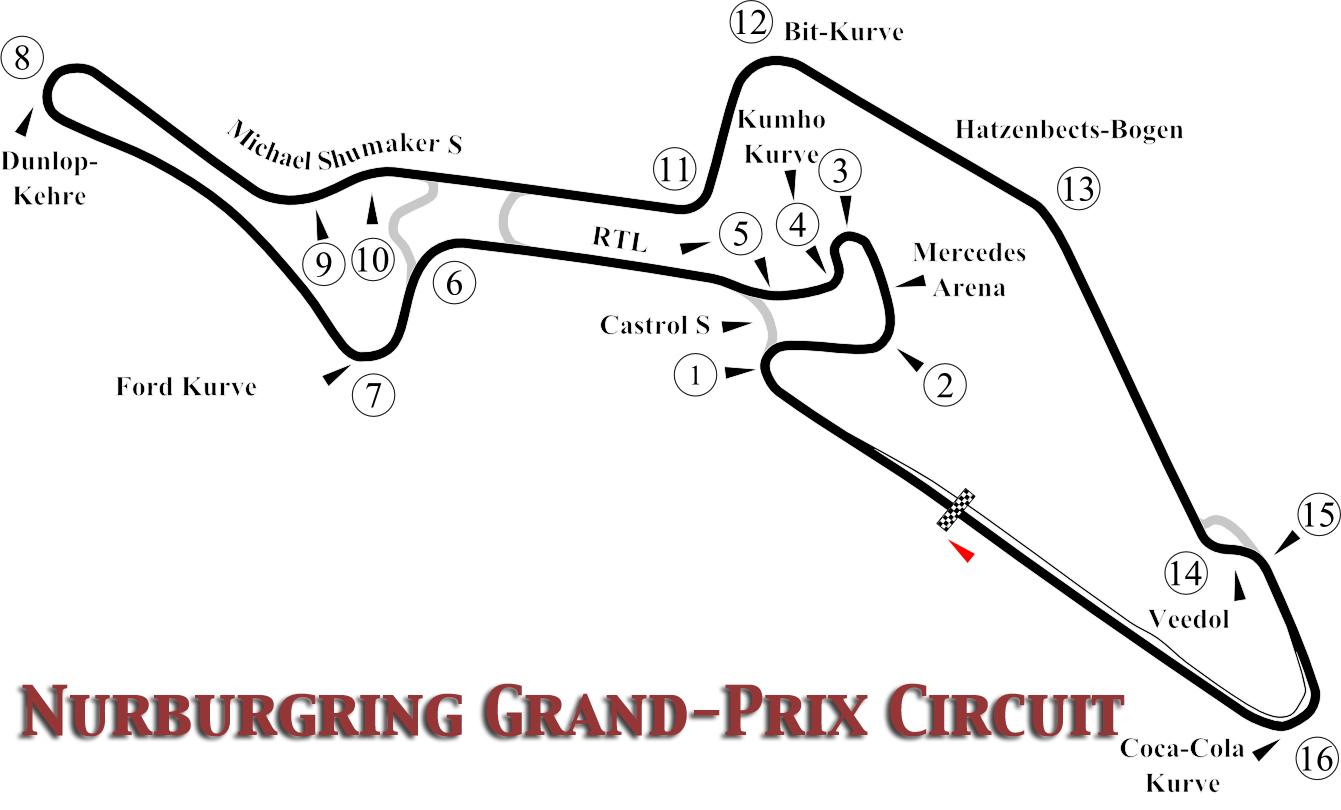 #2/6 Nürburgring GP - Bmw M3 Gt4 - División 2 - I LEC Nurburgring-grand-prix-circuit-oxcgn