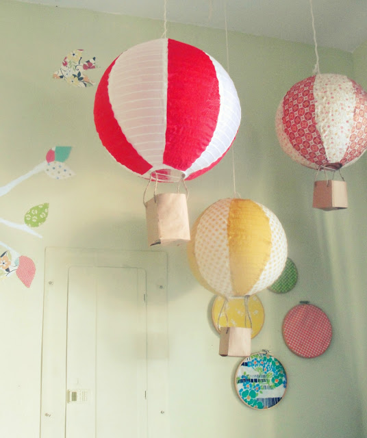 DIY : des idées et des tutos pour faire du beau avec ses papattes  Paperlanternhotairballoons_2b