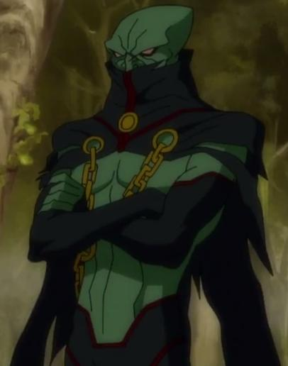 Martiaformation [Martian Manhunter] Malefic