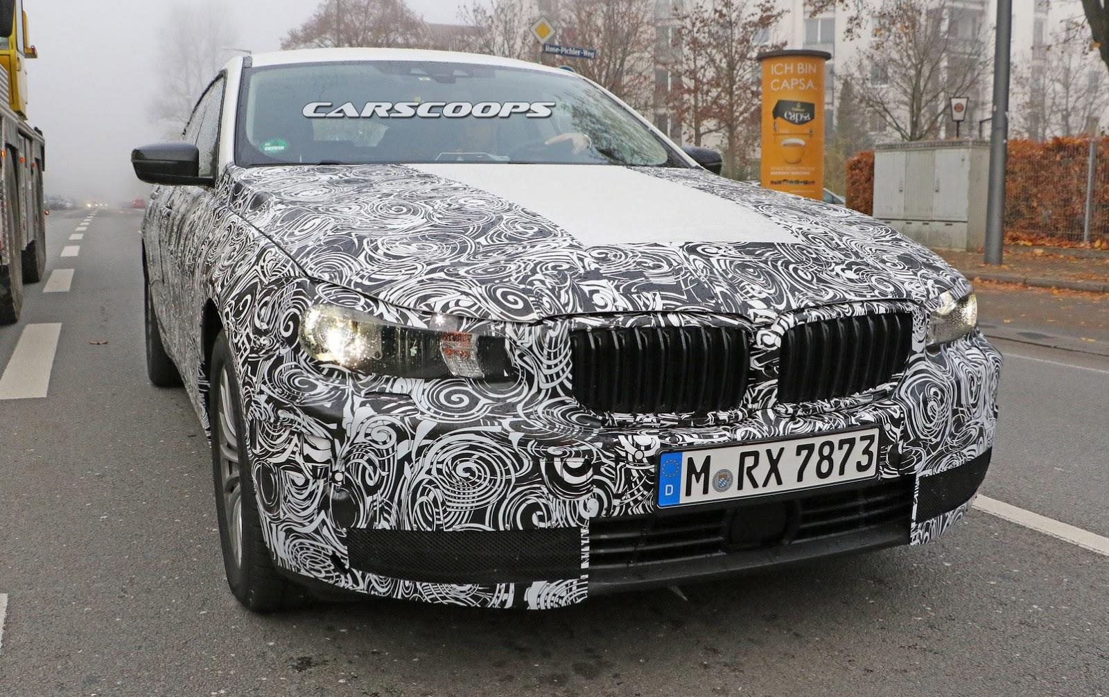 2017 - [BMW] Série 6 GT (G32) - Page 2 2018-BMW-5-Series-GT-1