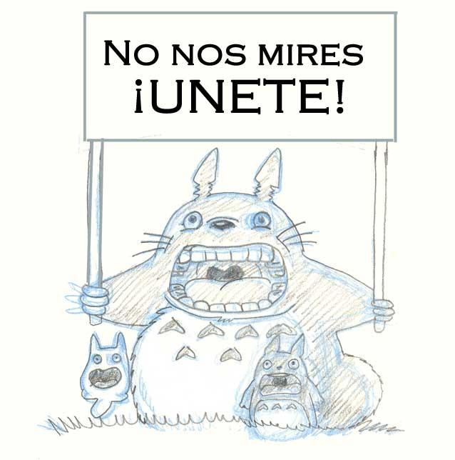 mi primer te extraño Totoro_blog