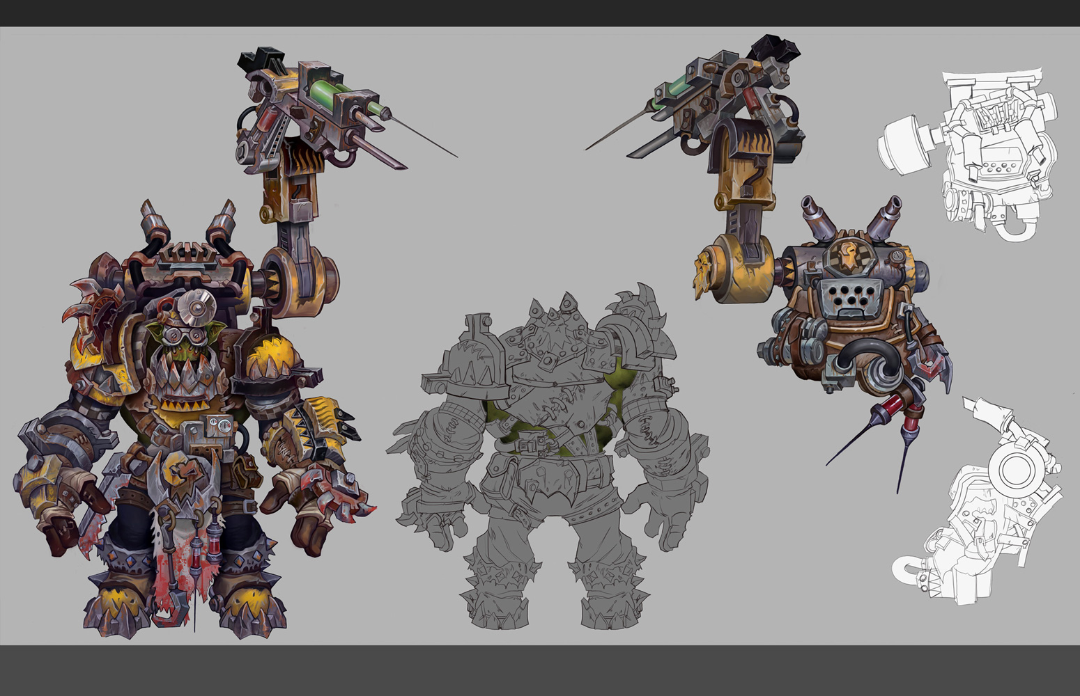 [E3] Eternal Crusade, un MMO Warhammer 40K - Page 3 15