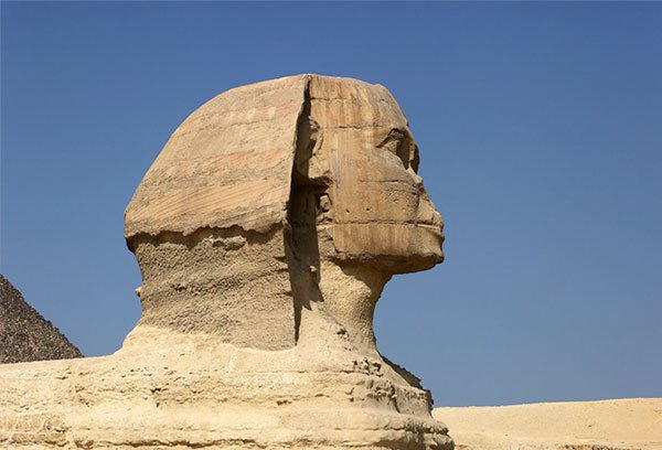 Sphinx is much older than the Pyramids!  SphinxProfile