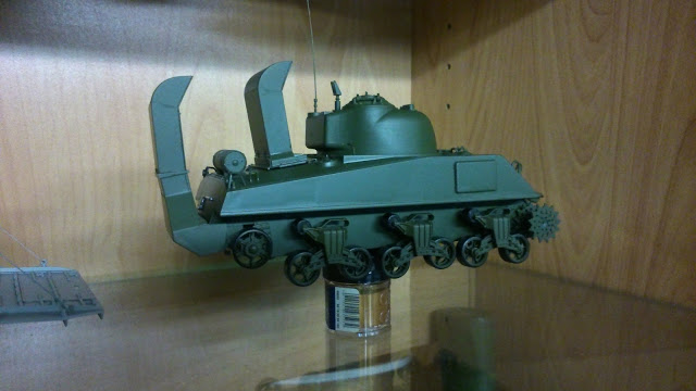 US Marines M4 Sherman (Italieri - 1/35) DSC_0094