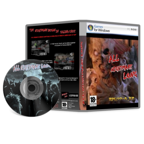 all nightmare long JUEGO COMPLETO survival horror de zombies Completo