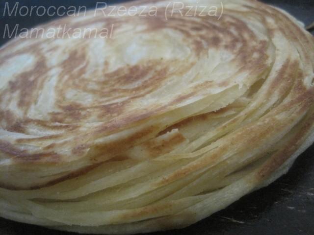 رزة القاظي-رْزِيزَة /Traditional Handmade Moroccan Rzeeza or Rzate Lquadi/Moroccan Judge's Turban / Turbans du juge-Crêpe Marocaine ou Rziza ou Rzisa! 1610