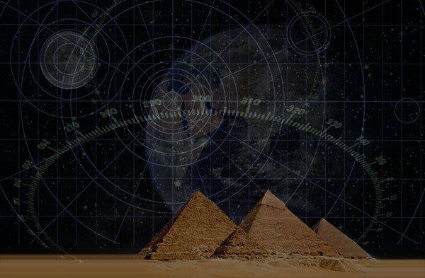 Giza – the Time Machine  Star_clock