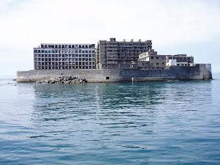 La Isla fantasma de Hashima  Hasima