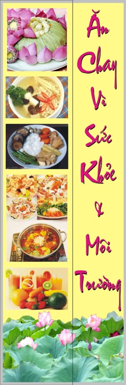 Nhà hàng Ẩm thực chay Hạnh Duyên -1000.com Giảm giá 30% nhân dịp Khai trương !!! HCMC Anchay