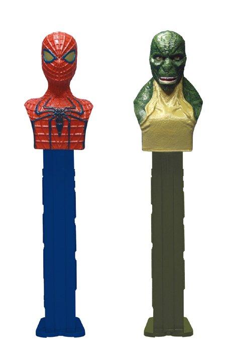 Dispensadores PEZ - Página 2 The-amazing-spider-man-pez-dispenser-lizard