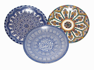 أطباق و أواني من الفخار صنع المغرب 2
