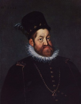 rodolfo ii - Thaler Rodolfo II 003