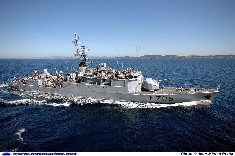 Un navío francés anticipa la visita oficial de Hollande Untitled9bis