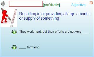 Phần mềm học từ vựng English ToolTip.... FrmTooltipStrongRemind