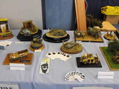 Maquettexpo : La table de Kitmaquettes DSCF2222