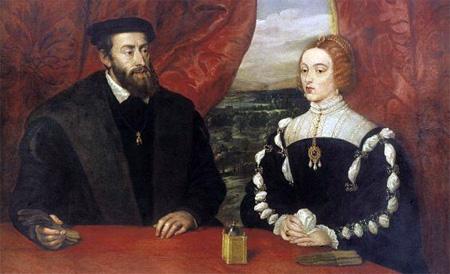 La emperatriz , Isabel de Portugal (1503-1539) Isabel-portugal
