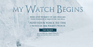 My Watch Begins - Πρόσθεσε τη φωνή σου στον Όρκο της Night's Watch 1